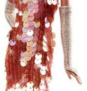 Коллекционная кукла Барби от Стефана Берроуз Чудесная (Stephen Burrows Alazne Barbie ) X8279, фото 3