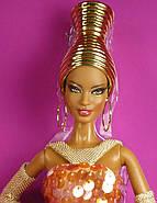 Коллекционная кукла Барби от Стефана Берроуз Чудесная (Stephen Burrows Alazne Barbie ) X8279, фото 5