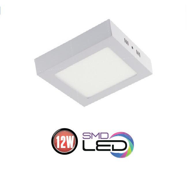 Накладной светодиодный Led Horoz ARINA-12