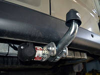 Фаркоп Ford Transit Custom 2013- Galia на двух болтах