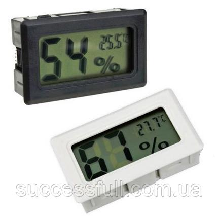 Цифровий термогігрометр