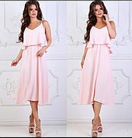 Летнее платье 16- 7879