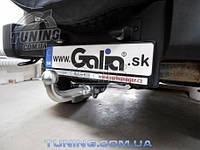 Фаркоп Jeep Wrangler 2007- автомат Galia