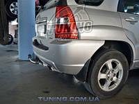 Фаркоп для Kia Sportage 2005-2010 автомат Galia