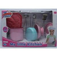 Кухонный набор 8 предметов цветной