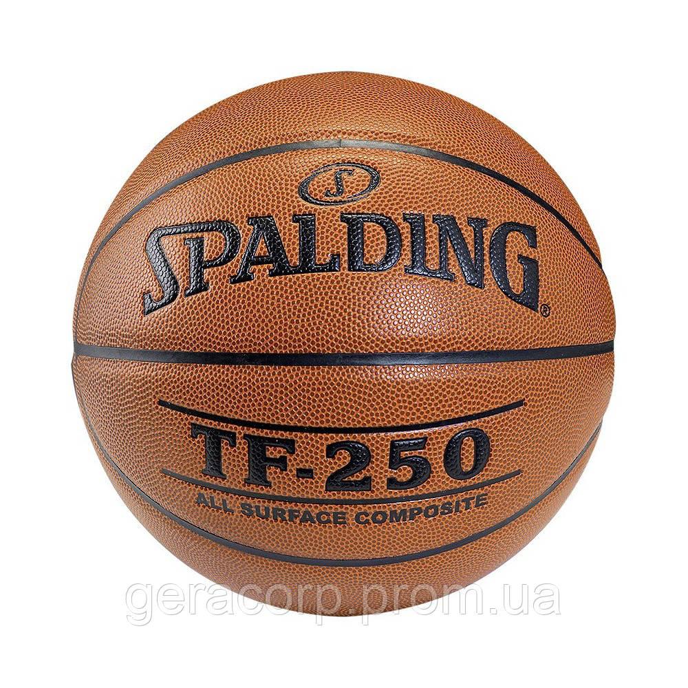 Мяч баскетбольный Spalding TF-250 Synthetic Leather (5)