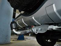 Фаркоп Mitsubishi Pajero Wagon автомат Galia, фото 1