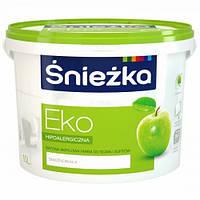 Sniezka Eko Снэжка Еко Гипоалергическая 10 л (Польша)
