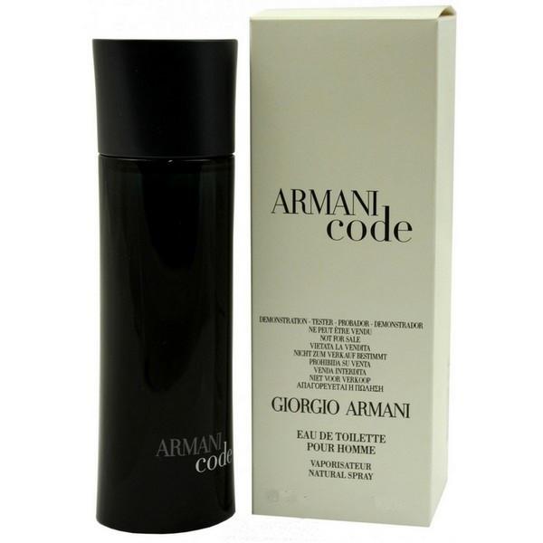 Giorgio Armani Code туалетная вода 125 ml. (Тестер Джорджио Армани Код)