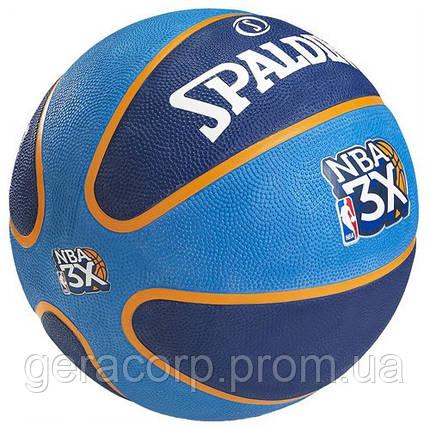 Баскетбольный мяч для стритбола 3х3 TF-33 NBA (7), фото 2
