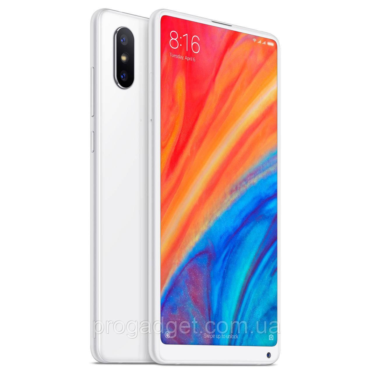 "Xiaomi Mi Mix 2S 6/64 white - белый безрамочный смартфон 5.99"" FullHD+, Snapdragon 845 Global Version Face ID"
