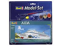 Model Set Корабль AIDA, 1:1200