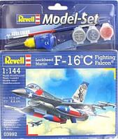 Model Set Самолет F-16C USAF 1:144