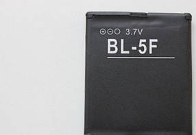 АККУМУЛЯТОР BL-5F ДЛЯ NOKIA N95, N93I, 6290, 6210 NAVIGATOR E65, N96