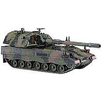 Бронированая гаубица (1998 г, Германия) Panzerhaubitze PzH 2000, 1:72