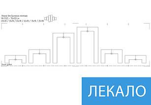 Модульные картины, на ПВХ ткани, 70x120 см, (25x18-2/35х18-2/65x18-2), фото 2
