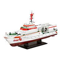 Корабль (2002 г, Германия) DGzRS Hermann Marwede 1:200