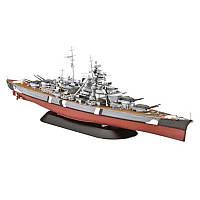 Линейный корабль (1939-1941г г, Германия) Battleship Bismarck 1:700