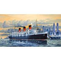 Пароход-люкс (1934 г, Великобритания) Queen Mary, 1:570