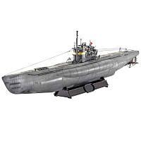 Подводная лодка (1943 г, Германия) U-Boot Typ VIIC/41 1:144