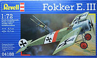 Самолет (1915 г, Германия) Fokker E-III 1:72