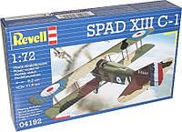 Самолет (1917 г, Франция) Spad XIII C-1 1:72