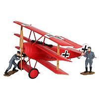 Самолет (1917 г, Германия) Fokker DrI Richthofen, 1:28