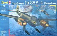 Самолет (1941 г, Германия) Junkers Ju88 A-4 Bomber 1:72