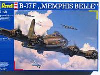 Самолет (1942 г, США) Boeing B-17F Memphis Belle 1:48