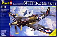 Самолет (1945 г, Великобритания) Spitfire Mk-22/24, 1:32
