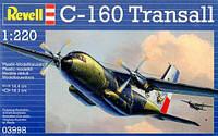 Самолет (1966 г, Германия/Франция) C-160 Transall 1:220