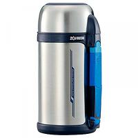 Термос Zojirushi Tuff Sport SF-CC15XA 1.5л серебро (ручка+ремешок)