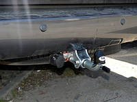 Быстросъемный фаркоп Toyota LC 200 2007-2015, 15- Galia