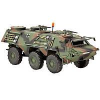 Транспортный танк (1979г, Германия) TPz 1 Fuchs, 1:72