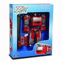 Робот трансформер - Пожарная машина