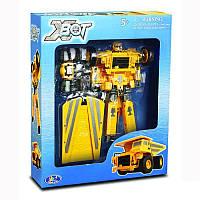 Робот трансформер - Самосвал