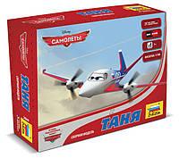 Сборная модель Таня Disney Planes, 1:100