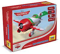 Сборная модель Эль Чупакабра Disney Planes, 1:100