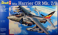 Самолет (1992 г, США,Великобритания) BAe Harrier GR Mk 7 1:72