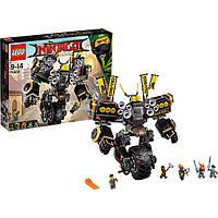 """Конструктор Bela 10800 """"Робот Землетрясений"""" 1232 деталей. Аналог Lego Ninjago 70632 KK"""