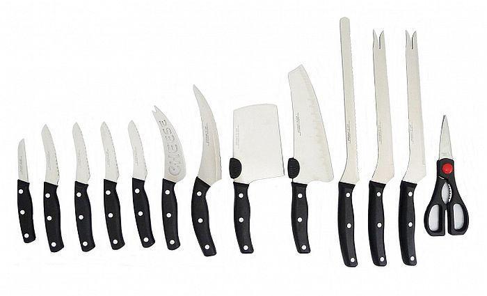 Набор ножей Miracle Blade World Class (13 предметов)