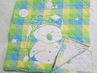 Одеяло детское 110*110см. стёганое