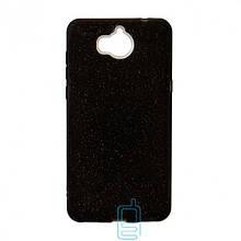 Чехол силиконовый Shine Huawei Y5 2017 черный