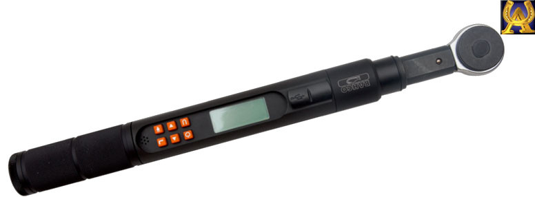 Электронный динамометрический ключ 1,5-30 Nm, Bahco TAWM930A