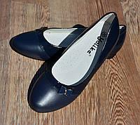Туфли балетки на девочку 33-38, фото 1