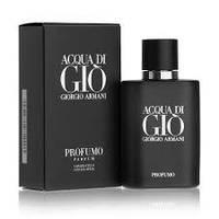 Мужская парфюмированная вода  Giorgio Armani Acqua Di Gio Profumo 100 ml