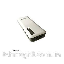 Power bank NK-659 портативный аккумулятор УМБ 11200mAh