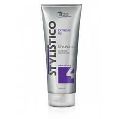 Гель для укладки волос экстрасильной фиксации Tico Professional Stylistico Extreme Fix