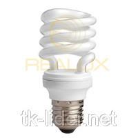 Енергозберігаюча лампа Realux Spiral (ES-2) 9W 2700k E27