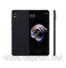 Xiaomi Redmi Note 5  4/64 GB Черный Black Global бампер и стекло в подарок.
